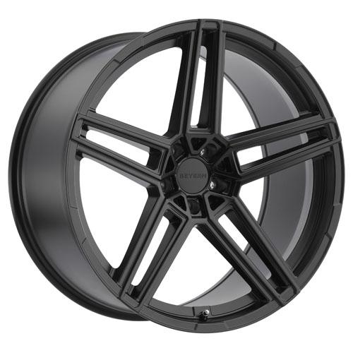 Beyern Wheels Gerade Black