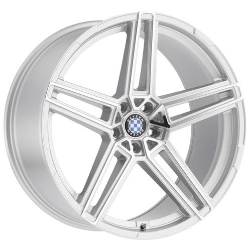 Beyern Wheels Gerade Silver