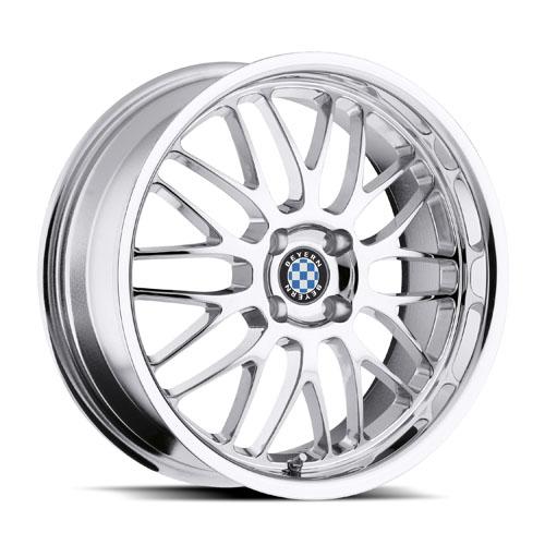 Beyern Wheels Mesh Chrome