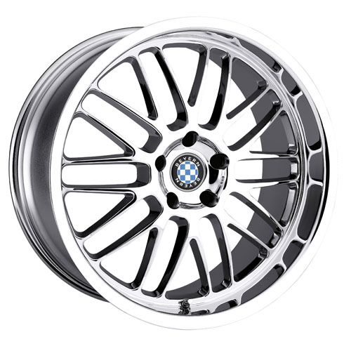 Beyern Wheels Mesh Chrome