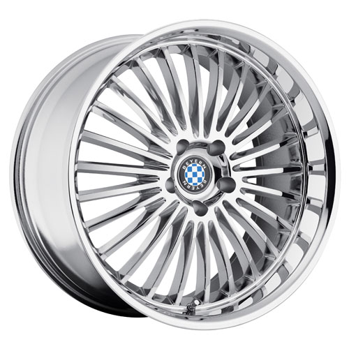 Beyern Wheels Multi Chrome