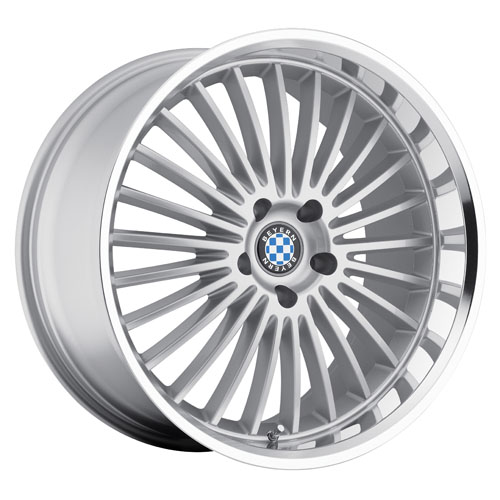 Beyern Wheels Multi Silver