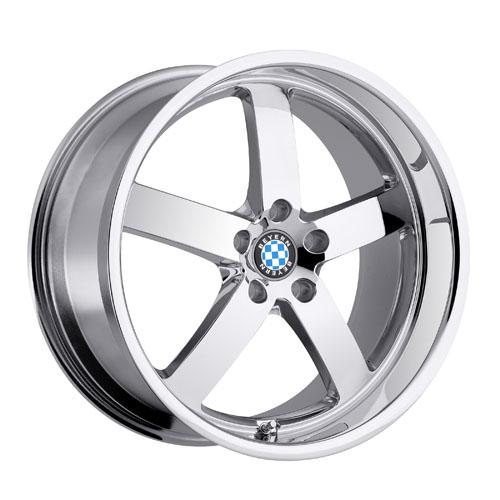 Beyern Wheels Rapp Chrome