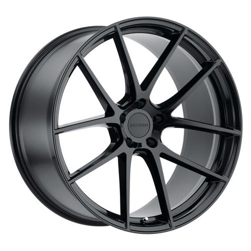 Beyern Wheels Ritz Black