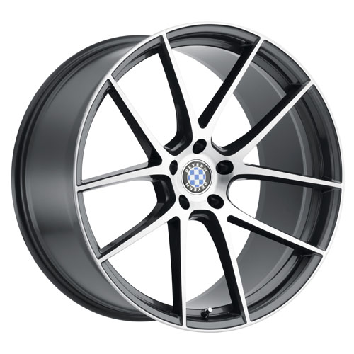 Beyern Wheels Ritz Gunmetal