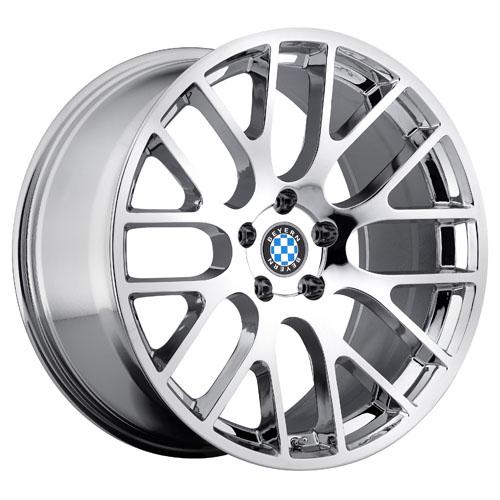 Beyern Wheels Spartan Chrome