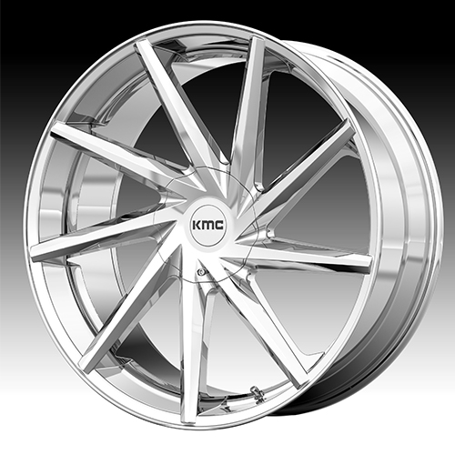 KMC Wheels Burst Chrome