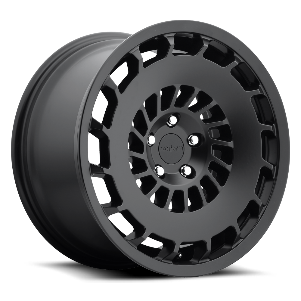 Rotiform Wheels R137 CCV BD -Black Matte