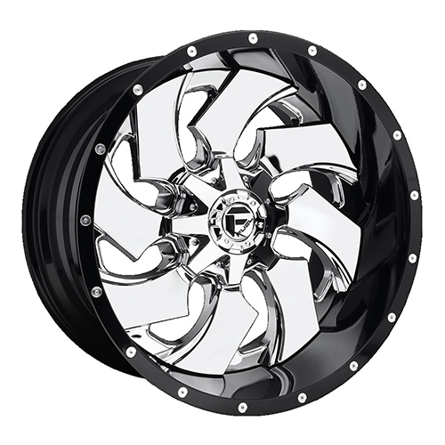 Fuel Offroad Wheels Cleaver Chrome