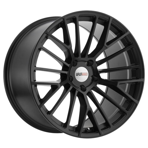 Cray Wheels Astoria Black