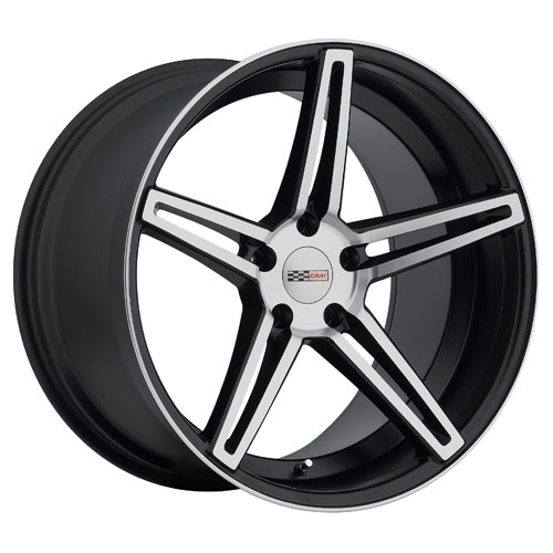 Cray Wheels Brickyard Black
