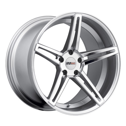 Cray Wheels Brickyard Silver
