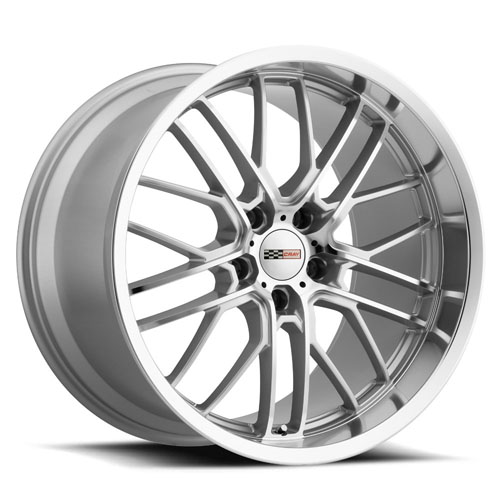 Cray Wheels Eagle Silver