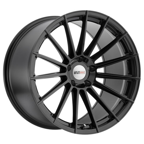 Cray Wheels Mako Black