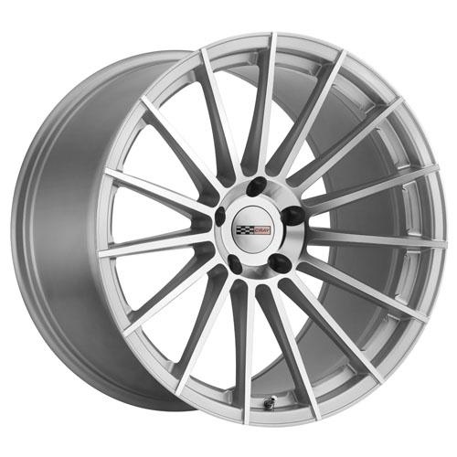 Cray Wheels Mako Silver