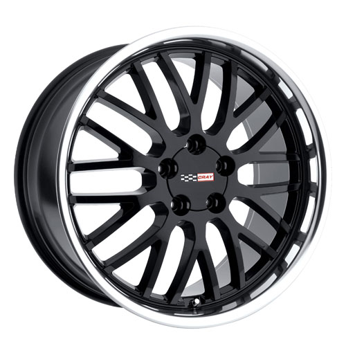 Cray Wheels Manta Black