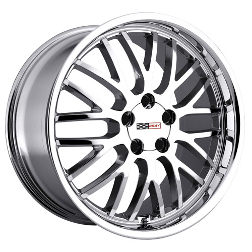 Cray Wheels Manta Chrome
