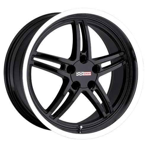 Cray Wheels Scorpion Black