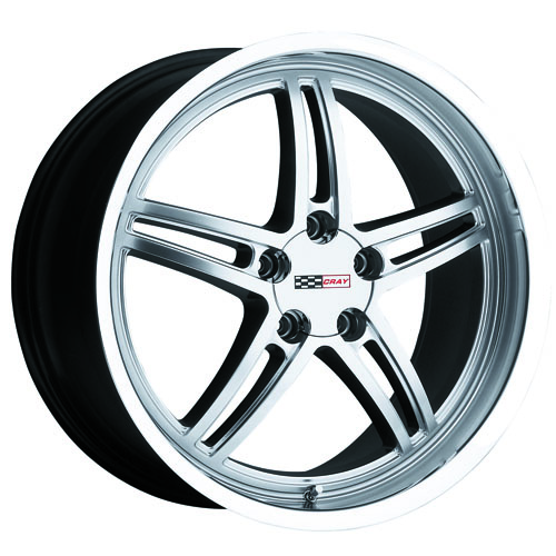 Cray Wheels Scorpion Silver