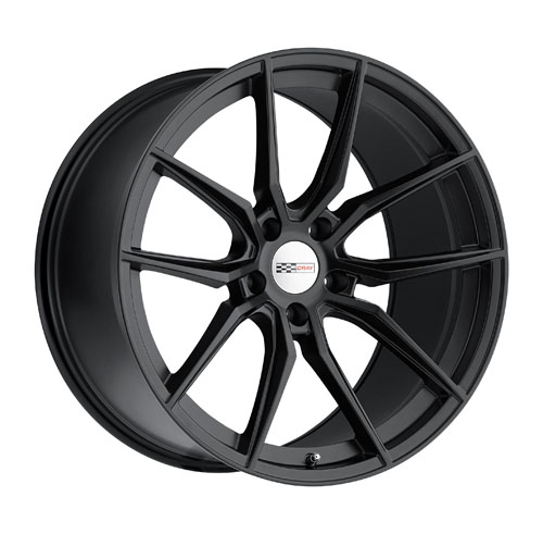 Cray Wheels Spider Black