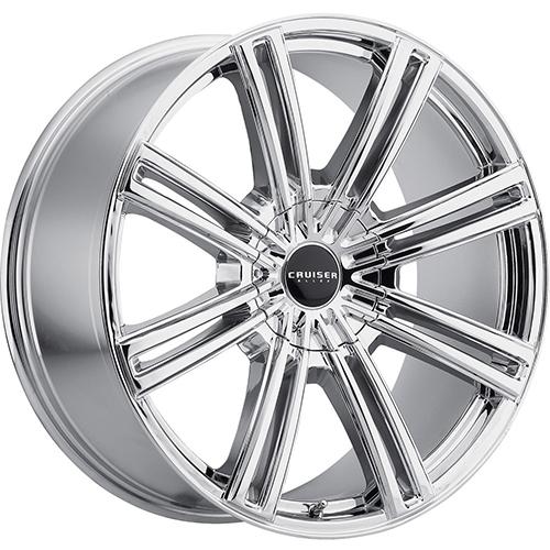 Cruiser Alloy Wheels Obsession Chrome