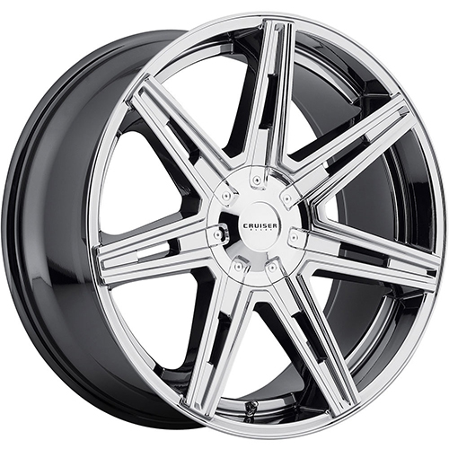 Cruiser Alloy Wheels Paradigm Chrome