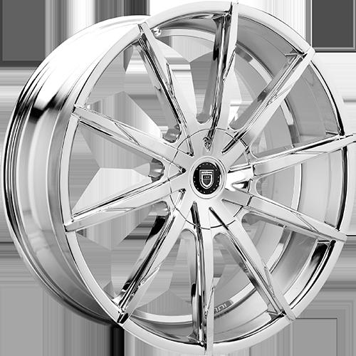Lexani Wheels CSS15 Chrome