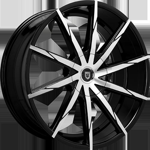 Lexani Wheels CSS15 Machined Face