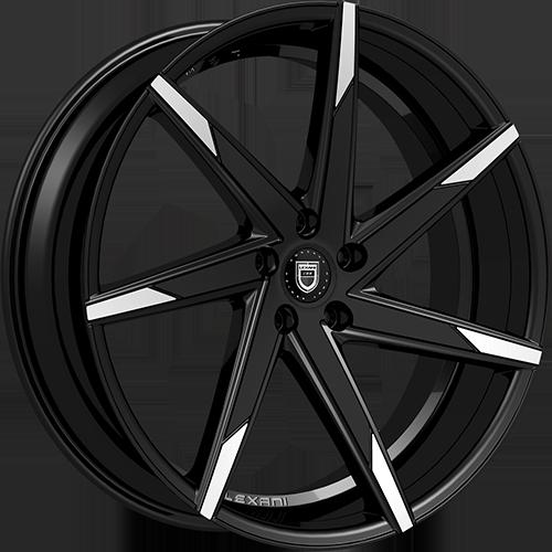 Lexani Wheels CSS7 Machined Tips