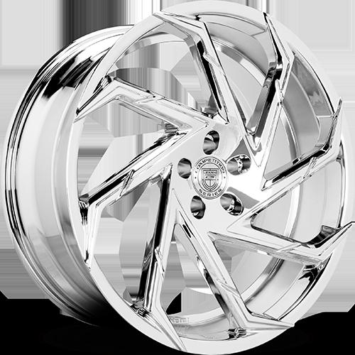 Lexani Wheels CYCLONE Chrome
