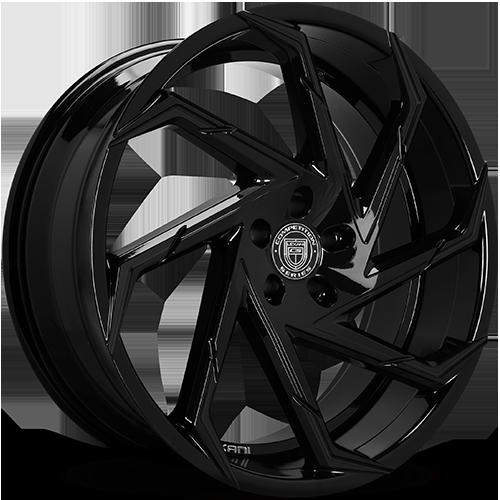 Lexani Wheels CYCLONE Gloss Black