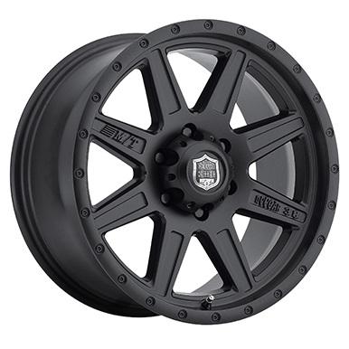 Deegan 38 Offroad Wheels Pro-2 Matte Black