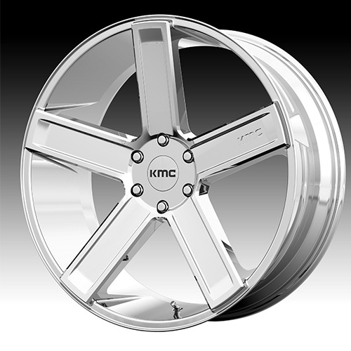 KMC Wheels Duece Chrome