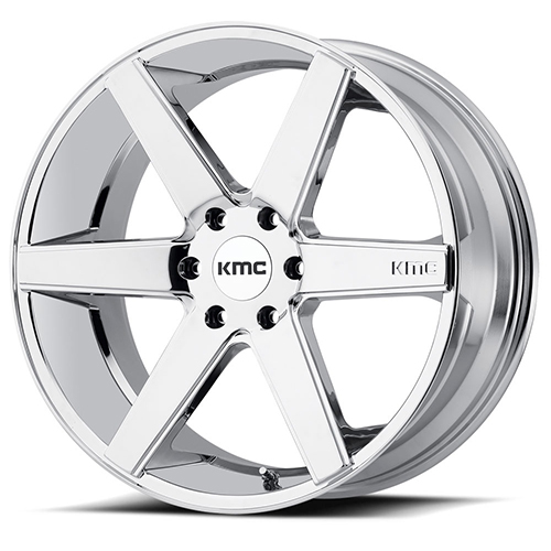 KMC Wheels District Truck Pvd