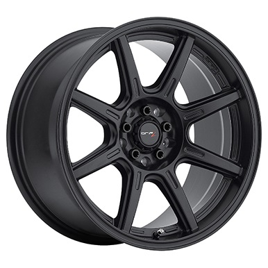 Drifz Wheels Spec-R Carbon Black