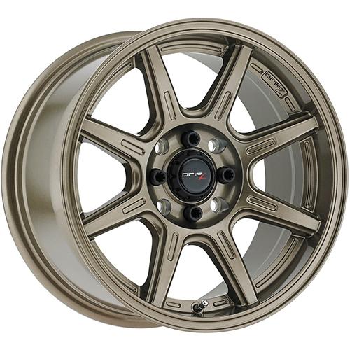 Drifz Wheels Spec-R Gloss Bronze