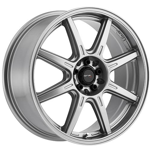 Drifz Wheels Spec-R Gloss Graphite