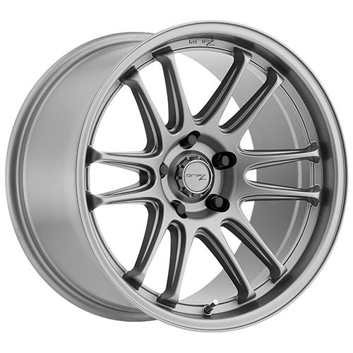 Drifz Wheels N2O Satin Anthracite