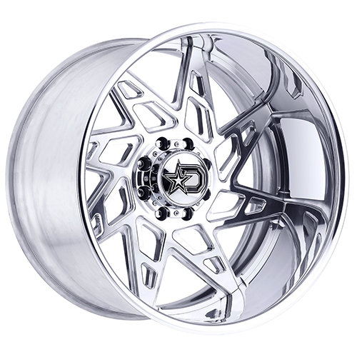 Dropstars Wheels Forged 2-Pc Directional Full Polished