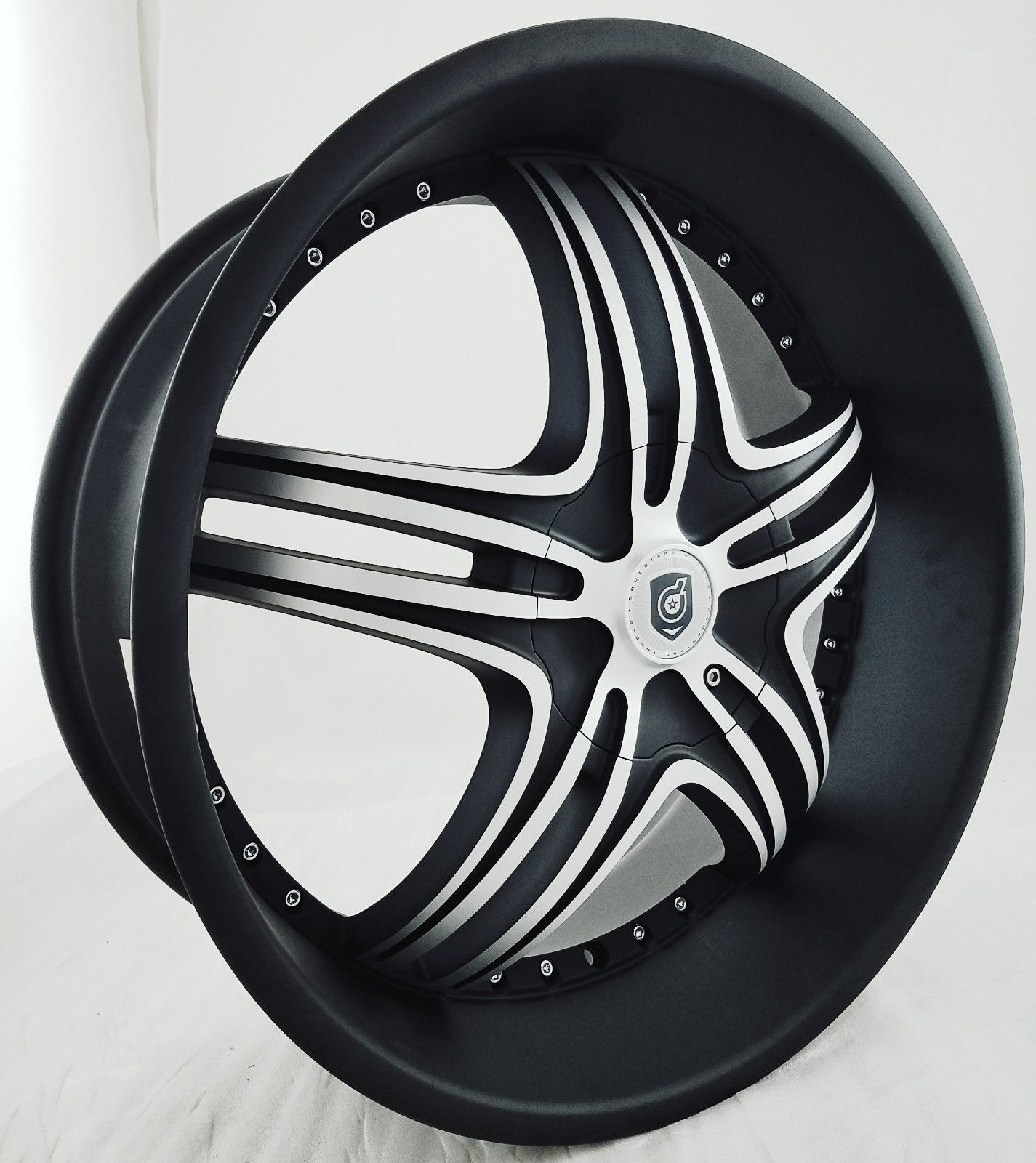 - WHEEL SPECIALS - DS09 MATTE BLACK (SOLD AS A SET OF 4)