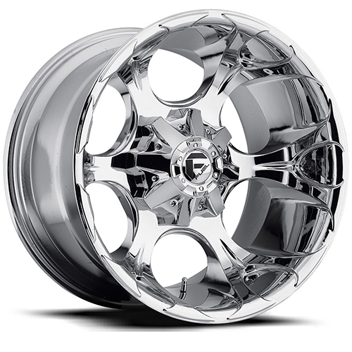 Fuel Offroad Wheels Dune Chrome