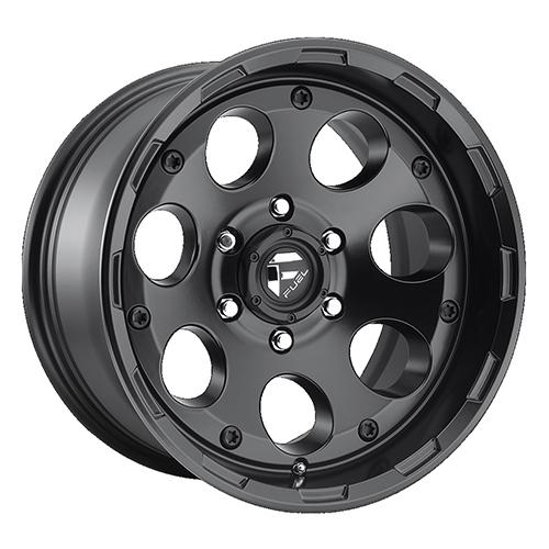 Fuel Offroad Wheels Enduro Gloss Black