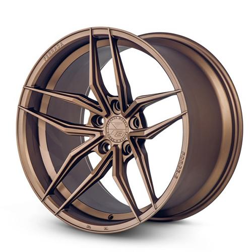 Ferrada Wheels F8-FR5 Matte Bronze