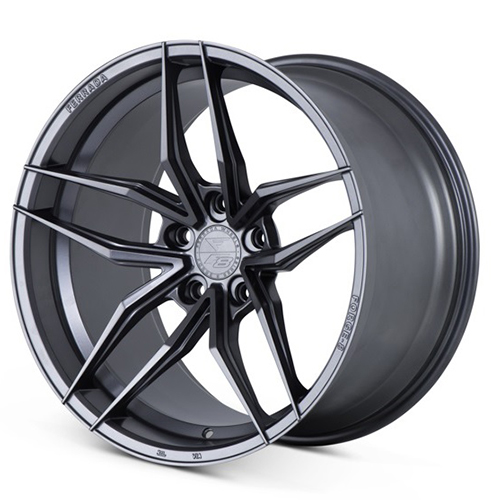 Ferrada Wheels F8-FR5 Matte Graphite