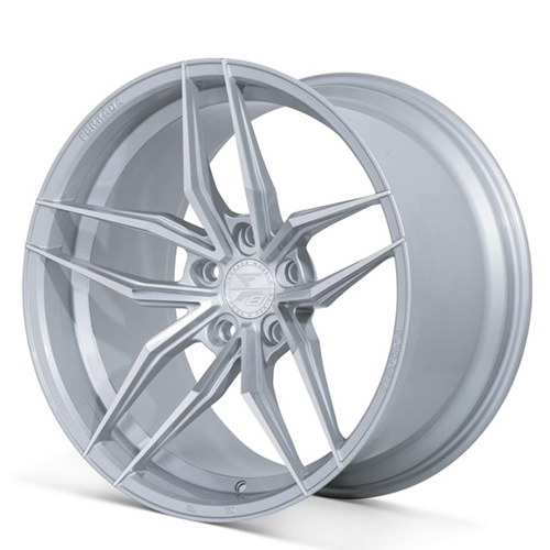 Ferrada Wheels F8-FR5 Machine Silver