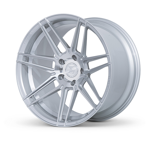 Ferrada Wheels F8-FR6 Machine Silver