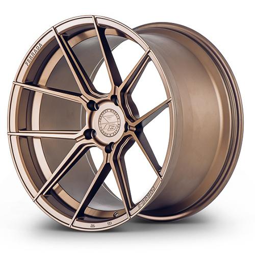 Ferrada Wheels F8-FR8 Matte Bronze