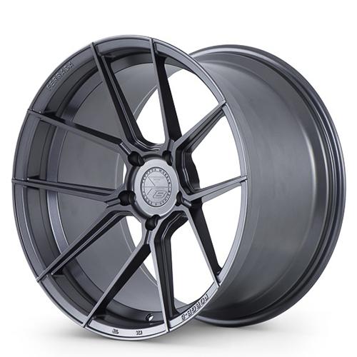 Ferrada Wheels F8-FR8 Matte Graphite