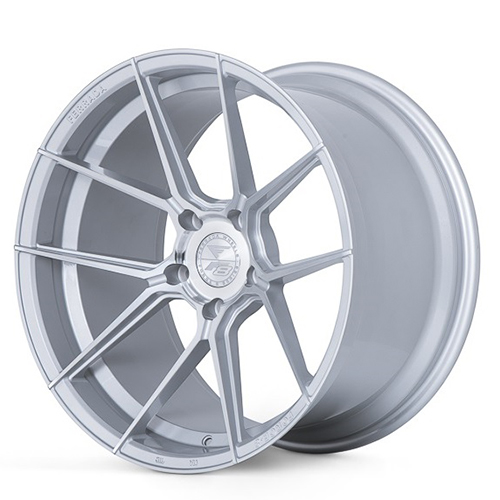 Ferrada Wheels F8-FR8 Machine Silver