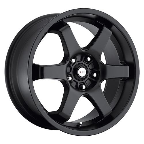 Focal Wheels 421 X Satin Black